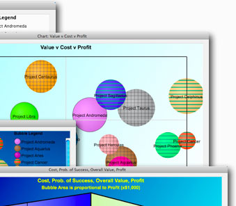 Making Bubble Charts in Excel | Bubble Chart Pro