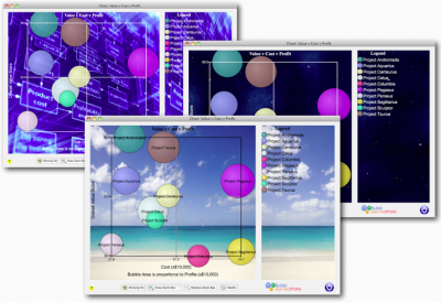 Most Requested New Features Are Now in Bubble Chart Pro™ 4